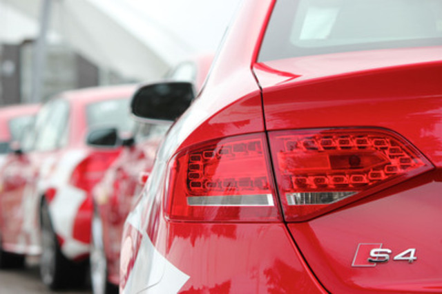 Audi S4 (CNW Group/Audi Canada Inc.)