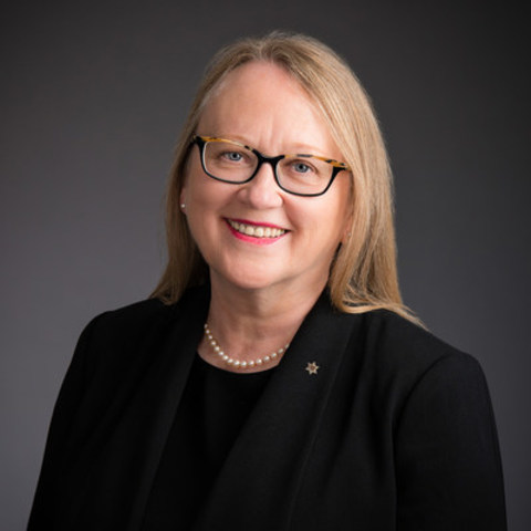 Valerie Creighton, President and CEO, CMF (CNW Group/CANADA MEDIA FUND)