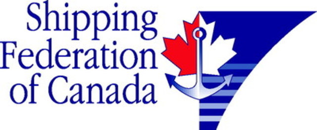 Logo: Shipping Federation of Canada (CNW Group/Shipping Federation of Canada)