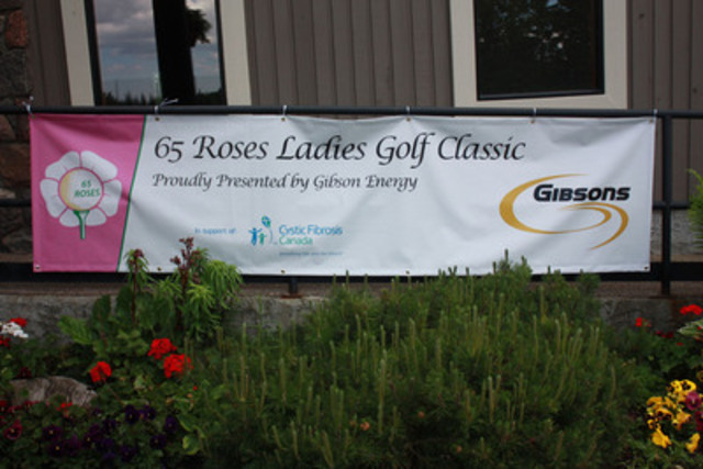 65 Roses Ladies Golf Classic (CNW Group/Cystic Fibrosis Canada, Calgary and Southern Alberta Chapter)