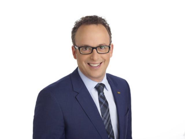 Jean-François Chalifoux, President-directeur general (Groupe CNW/SSQ GROUPE FINANCIER)