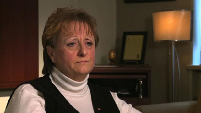 Francine Forget Marin, directrice Affaires santé et recherche, Québec de la Fondation des maladies du cœur (Groupe CNW/FONDATION DES MALADIES DU COEUR DU CANADA)