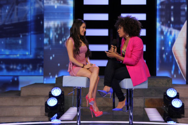 Talla Rejaei evicted from Big Brother Canada house (CNW Group/Shaw Media)