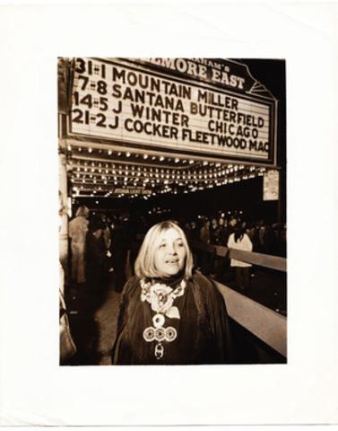 Mother of Rock: Lillian Roxon (CNW Group/TVO)