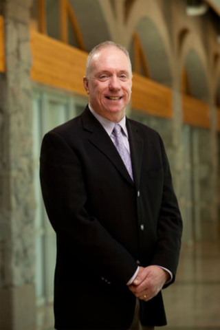 Kevin E. Brown APR, FCPRS (Prince George, B.C.) (CNW Group/Canadian Public Relations Society)