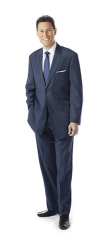 Steve Paikin, host of TVO's flagship current affairs program, The Agenda (CNW Group/TVO)