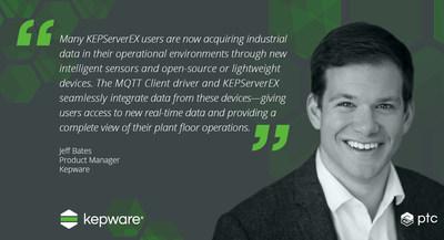 برمجية KEPServerEX Version 6.4 تمكن المستخدمين من دمج مبادرات المصانع الذكية مع أنظمة الأتمنة الصناعية التقليدية