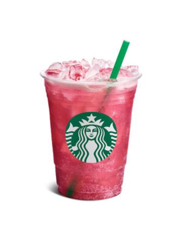 Teavana® Sparkling Passion Tango™/mc Tea & Pineapple (CNW Group/Starbucks Coffee Canada)