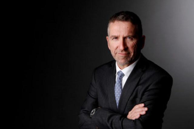 M. Gilles Lajoie, nouveau directeur général de SOQUIJ (Groupe CNW/Société québécoise d'information juridique)