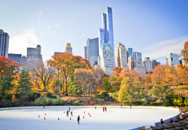 Enjoy a day in Central Park, New York City U.S.A (CNW Group/Hotels.com)