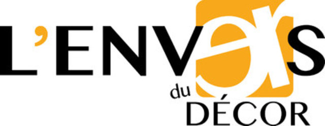 LOGO COULEUR (Groupe CNW/Boutique l'envers du decor)