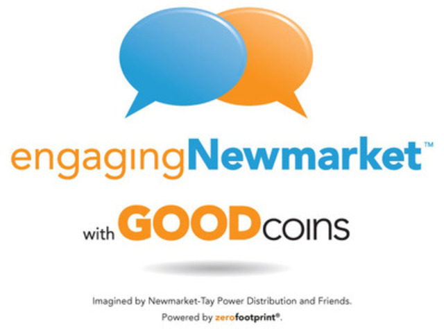 Imagined by Newmarket-Tay Power Distribution and Friends. Powered by zerofootprint. (CNW Group/Newmarket-Tay ...