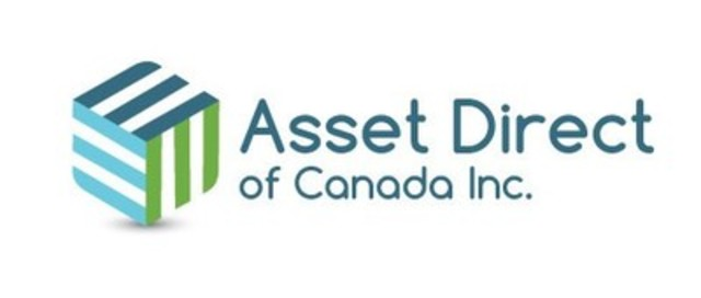 Asset Direct of Canada Inc (CNW Group/Asset Direct of Canada Inc)