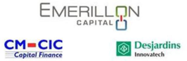 Emerillon Capital : nouveau fonds d'investissement de 100 millions $ pour les entreprises technologiques prometteuses (Groupe CNW/Emerillon Capital)
