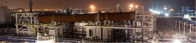 Jiangsu LC Plant (China) (CNW Group/Galaxy Resources Limited)