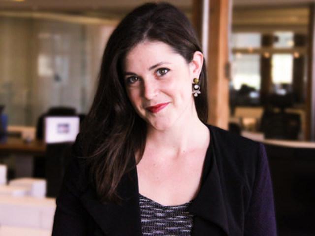 Jessica Gagner, participante au programme Objectif carrière et gestionnaire marketing au sein de Entertech Systems. (Groupe CNW/BioTalent Canada)