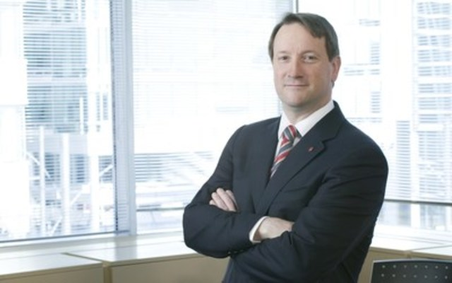 Louis Vachon, President and Chief Executive Officer of National Bank (CNW Group/Quebec Mineral Exploration Association (AEMQ))