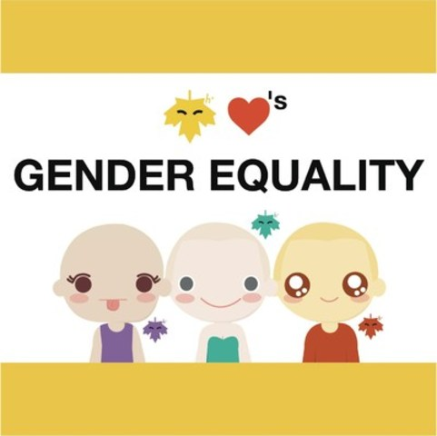 Fleecer loves gender equality (CNW Group/Adrianian Canadian)
