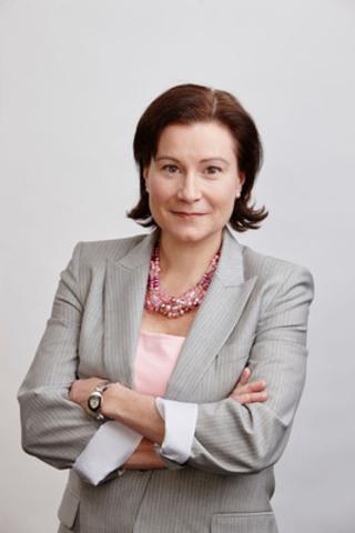 Hélène V. Gagnon, Vice President, Public Affairs and Global Communications, CAE and Chair of Aéro Montréal's Board of Directors. (CNW Group/Aéro Montréal)