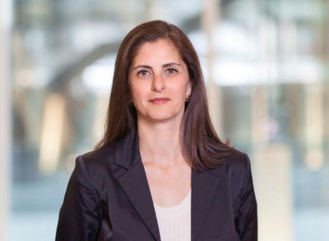 Ivanhoé Cambridge nomme Nidae Abbas vice-présidente, Développement des affaires, Centres commerciaux (Groupe CNW/Ivanhoé Cambridge)