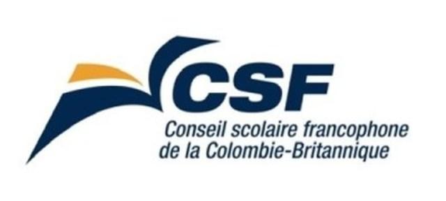 Conseil scolaire francophone de la Colombie-Britannique (CNW Group/Conseil scolaire francophone de la C.-B.)
