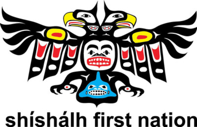 shíshálh first nation (CNW Group/Sechelt Indian Band)