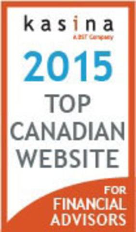 Le site Web de Placements Mackenzie classé numéro un par kasina (Groupe CNW/Placements Mackenzie)