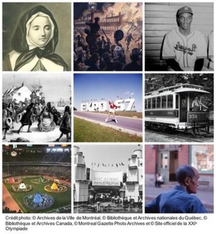 Do you know your Montréal history? (CNW Group/Société des célébrations du 375e anniversaire de Montréal)