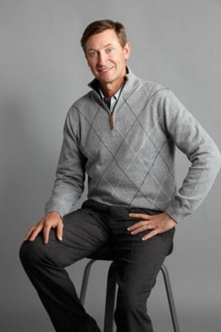 Wayne Gretzky (Groupe CNW/Sears Canada Inc.)