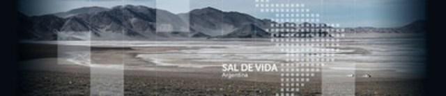 Sal de Vida - Argentina (CNW Group/Galaxy Resources Limited)