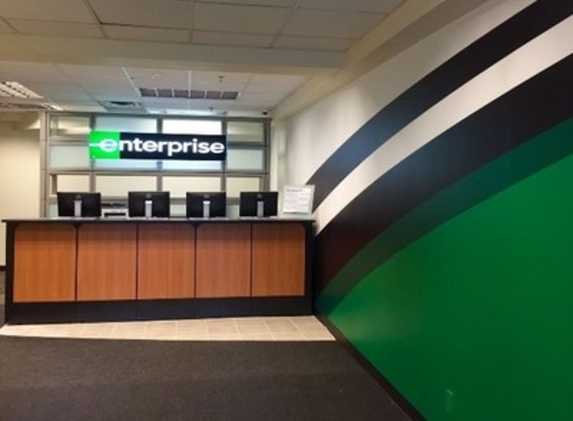 Canada's Largest Car Rental Company Expanding Network in Toronto Area (CNW Group/Enterprise Holdings)
