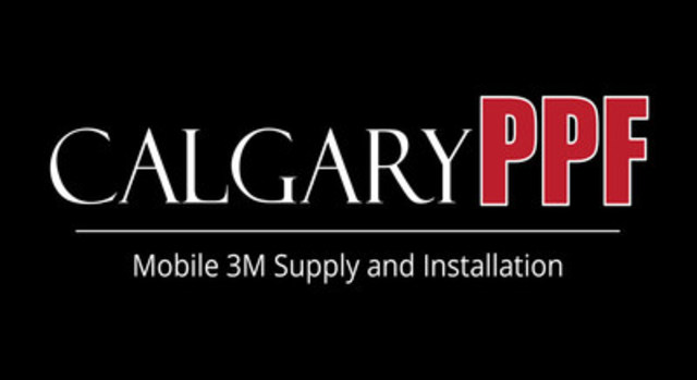 Calgary PPF - 3M Paint Protection Film Installation (CNW Group/Calgary PPF)