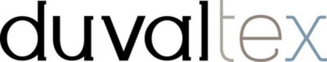 Logo: Duvaltex (CNW Group/Victor Textiles Inc.)