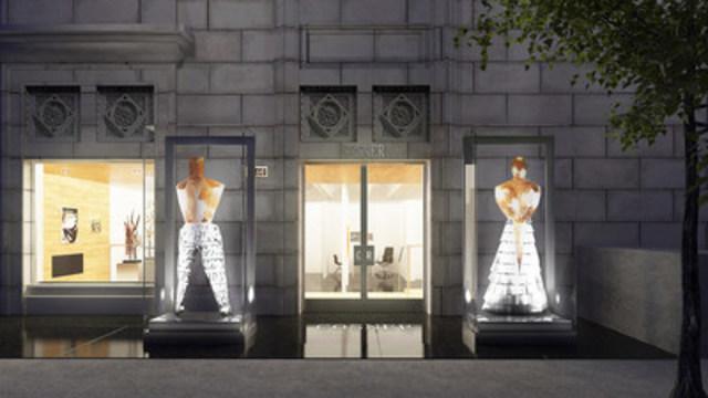 Nouvelle Galerie d'art Cosner au Ritz-Carlton Montréal (Groupe CNW/Galerie Cosner)
