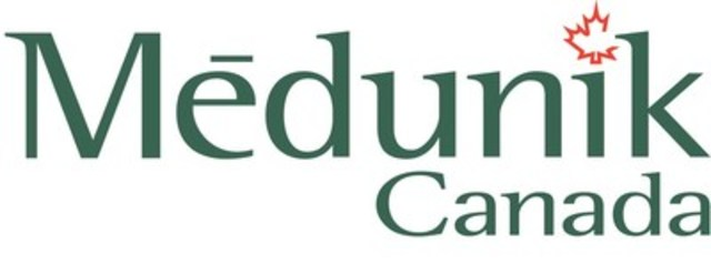 Logo : Médunik Inc. (Groupe CNW/Medunik Inc.)