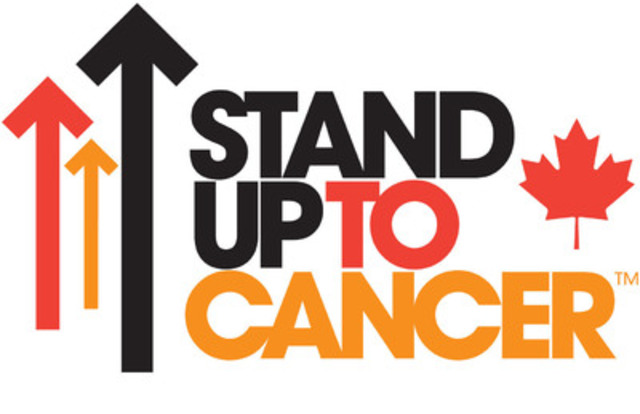 Stand Up To Cancer Canada (CNW Group/Global Television)