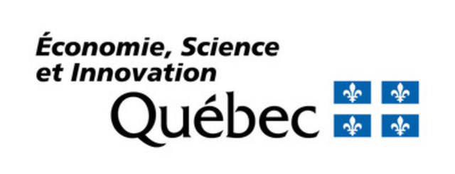 Logo : Ministère de l'Économie, de la Science et de l'Innovation (Groupe CNW/SAJE accompagnateur d'entrepreneurs)