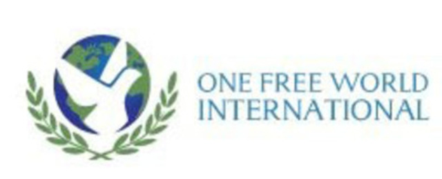 One Free World International dismayed by Justin Trudeau's soft stance on ISIS (CNW Group/Conaptus Ltd.) (CNW Group/One Free World International)