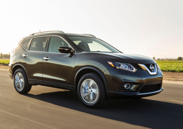 The 2014 Nissan Rogue is the first vehicle to utilize the new jointly developed Nissan/Renault Common Module Family (CMF) platform architecture. The added efficiencies provided by the joint development allow Nissan to deliver unprecedented value in the segment. (CNW Group/Nissan Canada Inc.)