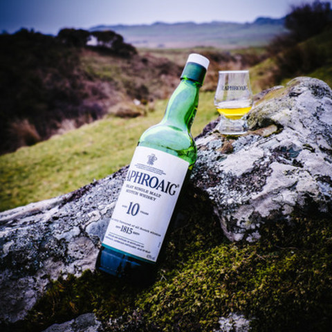Laphroaig is the number one selling Islay Single Malt in the world. (CNW Group/Beam Suntory Inc.)