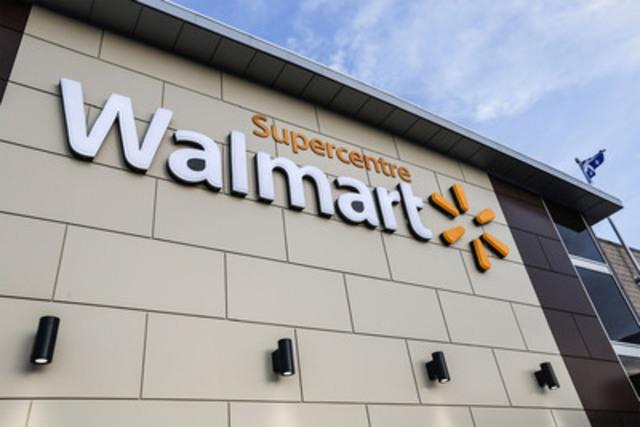 Walmart 2075 Chomedy boulevard, Laval (CNW Group/Walmart Canada)