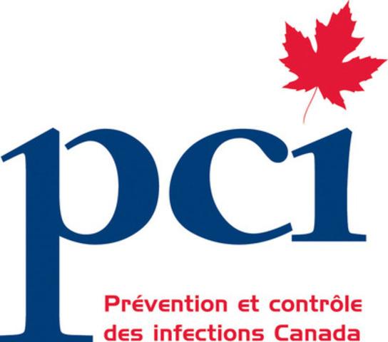 Logo Prévention et contrôle des infections Canada (PCI Canada) (Groupe CNW/Prévention et contrôle des infections Canada (PCI Canada))