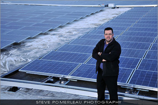 Solar Power Network launches 23,000 square feet of rooftop solar with Plaza Ontario (CNW Group/Solar Power ...