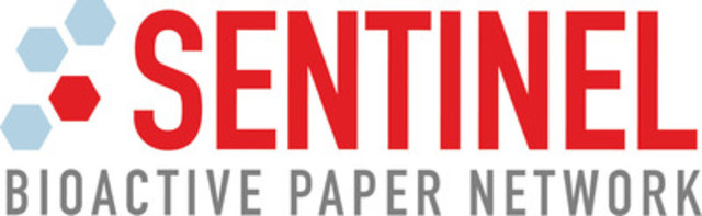 Sentinel Bioactive Paper Network (CNW Group/Sentinel Bioactive Paper Network)