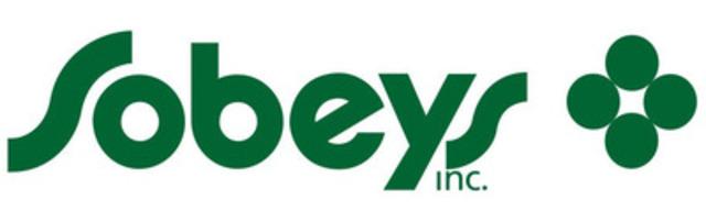 Sobeys Inc. - logo (Groupe CNW/Programme de récompense AIR MILES)