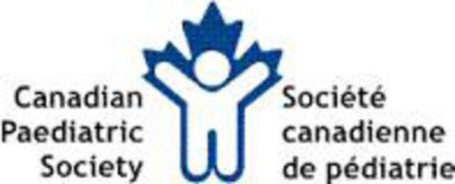 Société canadienne de pédiatrie (Groupe CNW/UNICEF Canada)