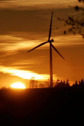 EDP Renewables' Wind Farm, New York c/o EDP Renewables (CNW Group/TimberWest Forest Corp.)