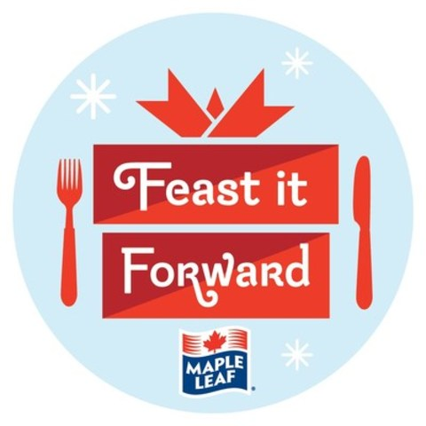 Maple Leaf is joining Canadians to share a holiday meal with 50,000 families in need. (CNW Group/Maple Leaf Foods Inc.)