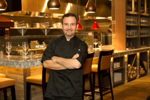 Chef Gino Guercio has relocated from Tokyo to the Village of Kleinburg to open his new trattoria, where he is serving Italian inspired dishes that honour his ancestral hometown of Belsito. (CNW Group/Belsito Trattoria-Vino)