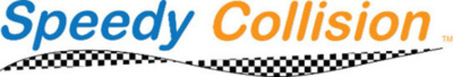 Speedy Collision Logo (CNW Group/Audatex Canada ULC)